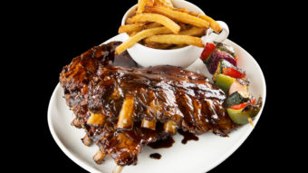 Full Rack Ribs